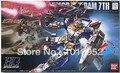 Freeshipping Модель Gundam 1/144 gundam Bandai HGUC 098 RX78-3 Полный Броня № 7 Робот Собранные Игрушки для Детей