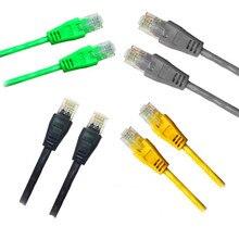 4pcs 1M Cat5e Ethernet Internet LAN Network Cable Computer Laptop Modem Router Professional Digital Patch Cord RJ45 cable
