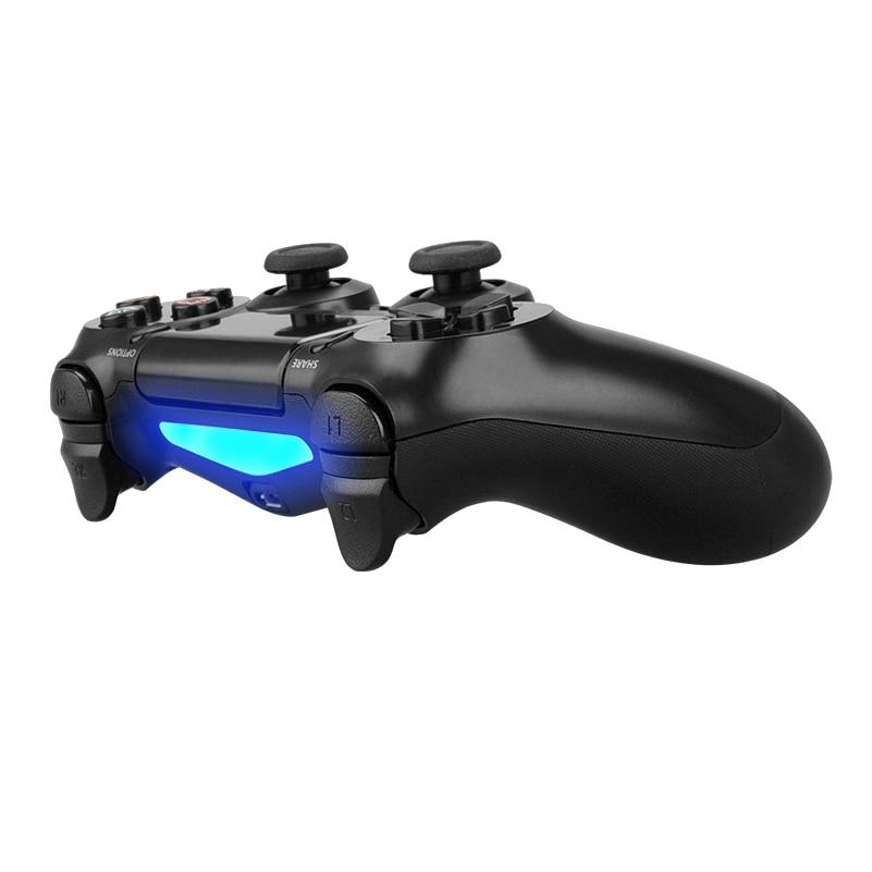 Gamepad Sem Fio Bluetooth para Sony Playstation 4 Joystick Controlador de Gamepad para o Controlador Remoto Para Dualshock4 PS4 PS4