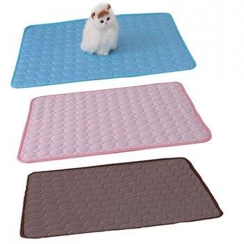 Large Summer Cooling Dog Mat 1