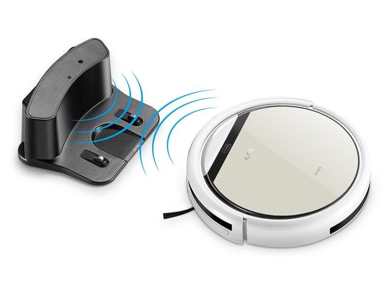 ILIFE V5 V50 Robot Vacuum Cleaner with Sweeping Dry 1000pa Remote control  wireless Random type Robot Aspirador 2