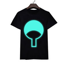 Naruto Glowing T-Shirts Akatsuki