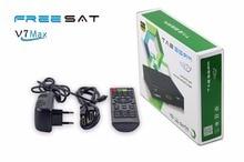 3pcs/ Lot Original Freesat V7 MAX HD DVB-S2 Satellite TV Receiver Support PowerVu Biss Key Cccamd Newcamd Youtube Youporn
