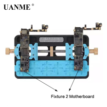 Metal WL Universal High temperature phone motherboard Jig PCB Board Holder Fixture IC Maintenance Repair Mold Tool Platform   цена в Москве и Питере