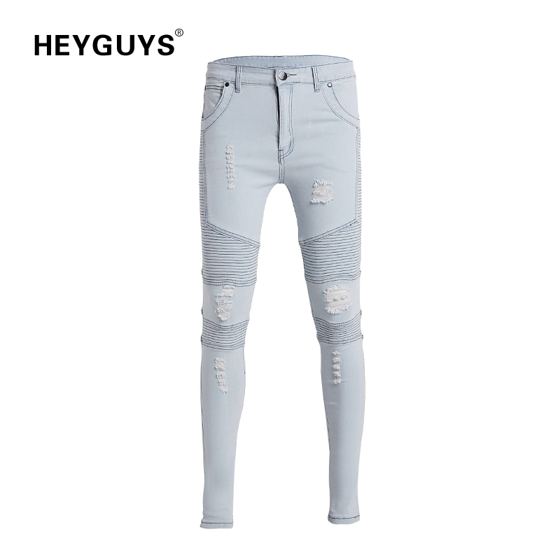 Men's Clothing Fashion Zipper Bottom Riginal Design Loose Jeans Men Pants Brand High Quality Jeans Brand Man Casual Street Straight Hip Hop Reasonable Price