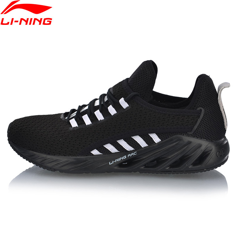 Li-Ning Men LN-ARC 2019 Cushion Running Shoes Light Weight Breathable LiNing Li Ning Comfort Sport Shoes Sneakers ARHP017 XYP873