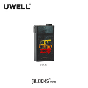 Image 2 - В наличии! Блок мод UWELL Squonk, аккумулятор 18650, 90 Вт, 15 мл, герметичный разъем 510, моды для электронных сигарет