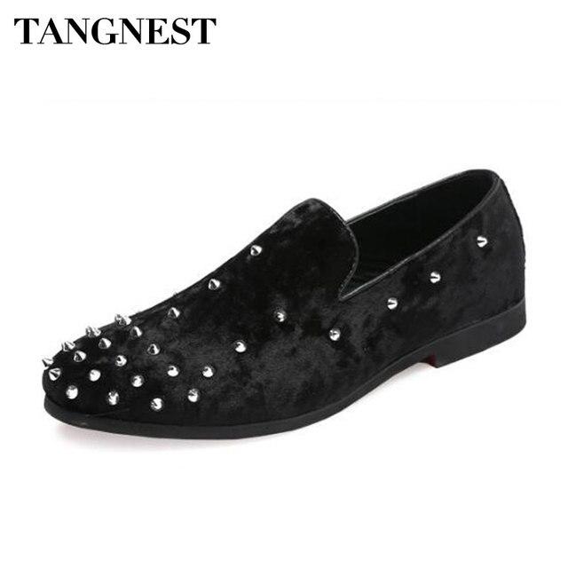 Homme Moccasins Marque De Luxe Chaussures pour hommes Haut qualité des chaussures de conduite Nouvelle Mode Moccasin Plus Taille S3mqNuT2i