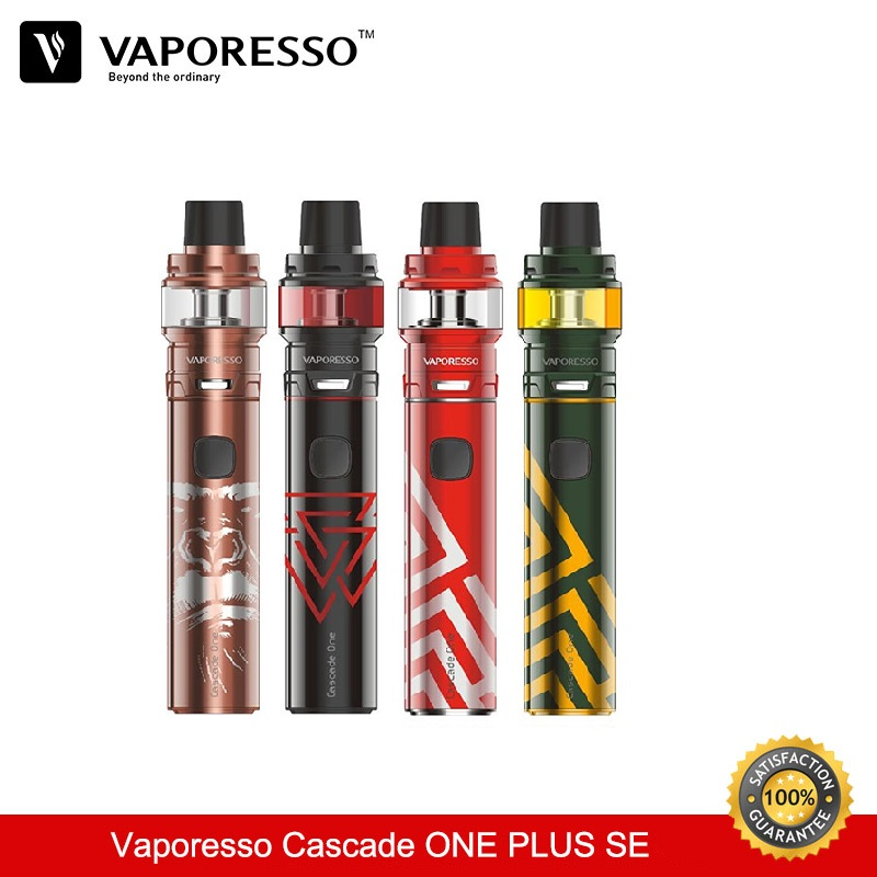 Electronic Cigarette Kit Vaporesso Cascade One Plus SE Kit 3000mah Vape Pen Vaper Vaporizer Cigarette Electronique In Stock