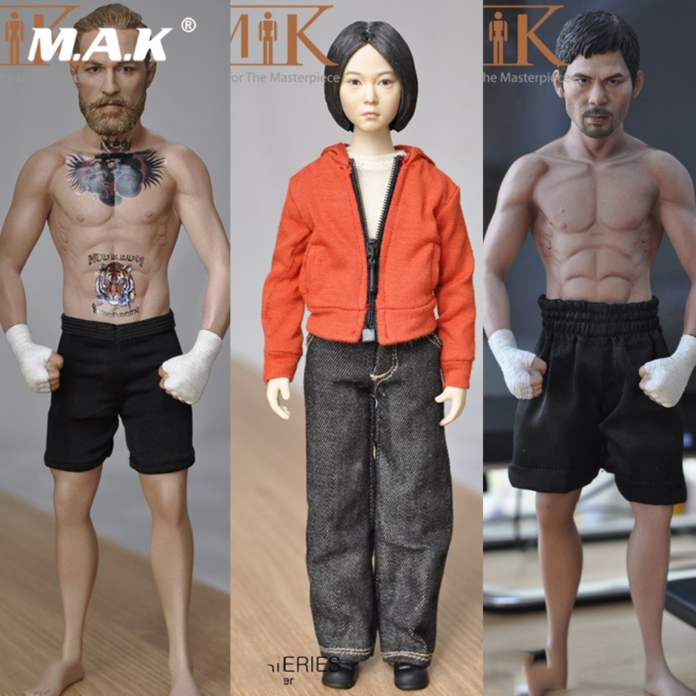 купить For Collection 1/6 Kumik KMF043/044/045 Full Set PVC Action Figure Model for Fans Holiday Gifts онлайн