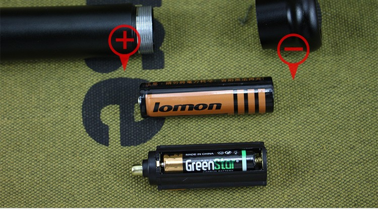 Lomon-5w-Strong-Light-Aluminum-Alloy-Wholesale-Rechargeable-Self-defense-Flashlight_07