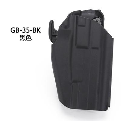 Universal para Coldre de Pistola Coldre de Pistola para Glock Avançado para Áreas Cinto Tático Externas Caça Puxar Rapidamente