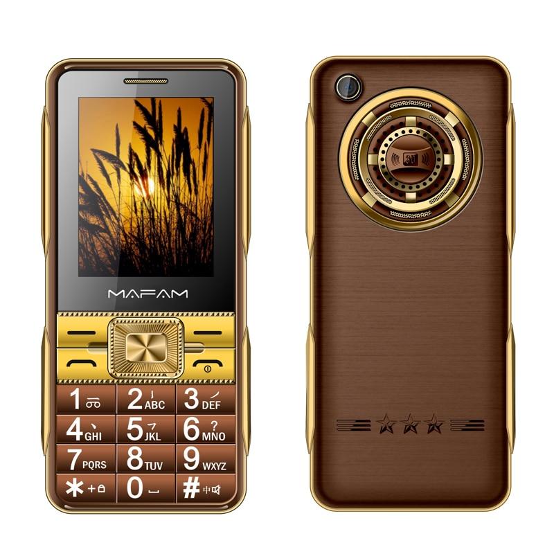 big key Dual SIM Card touch screen MP3 MP4 6800mAh vibrate senior Loud Sound mobile phone