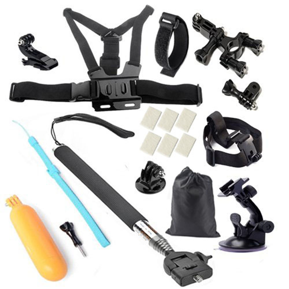 SOOCOO Sport Camera Accessories kit for SOOCOO C30 C30R C50 S70 font b Gopro b font