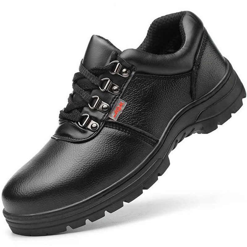 Safety Shoes Cap Steel Toe Safety Shoe