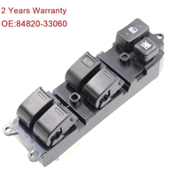 YAOPEI NEW Power Window Master Control Switch fits for Toyota Land Cruiser OE 8482033060 84820 32150 84820 33060