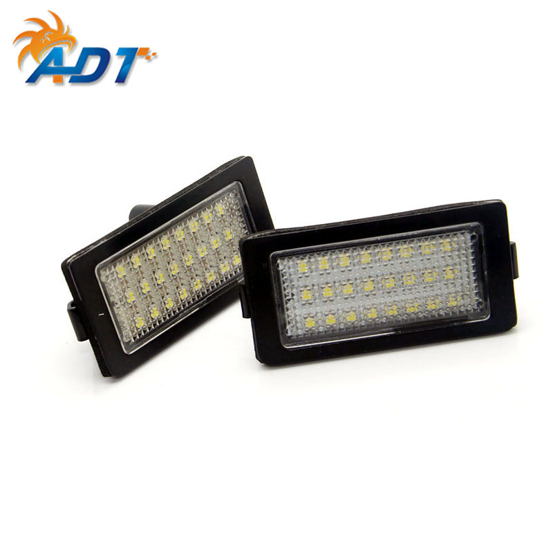 2UNIT for BMW E38 LED License Plate Lamp Lugguage light Courtesy Light Glove Box Light
