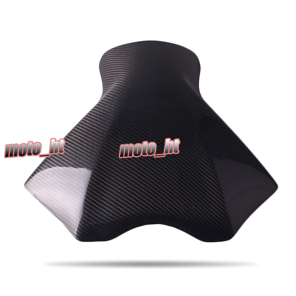 Carbon Fibre Fuel Gas Tank Cover Protector for Kawasaki Z1000 2007 2008 2009 arashi ninja250 motorcycle parts carbon fiber tank cover gas fuel protector case for kawasaki ninja250 2008 2009 2010 2011 2012