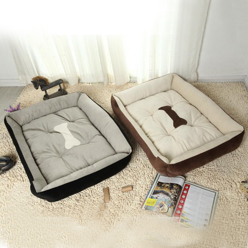 Fashion new style 6 size home pet comfortable sofa dog bed house home kennel for large dogs pet Comfy couch dog bed