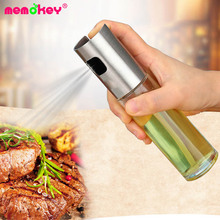 Glass Olive Oil Sprayer Spray Bottle Barbecue Water Vinegar fuel Injector Pot for Kitchen Tools Accessories  G