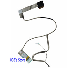 New Notebook Screen LCD LVDS Flex Video Cable For Lenovo B580 B585 B590 B595 50.4TE09.001 Laptop Display Mainboard Connector