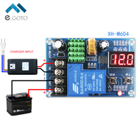 XH M604 Battery Charger Control Module DC 6 60V Storage Lithium Battery Charging Control Switch Protection