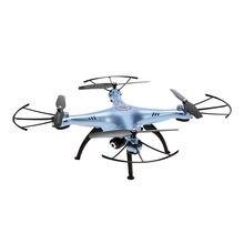 2.0MP X5HW Wifi-tempo Real FPV HD Camera 360 Graus Eversão RC Quadcopter com 5 Pcs 800 mAh 1 pcs 500 mAh Bateria como Presente