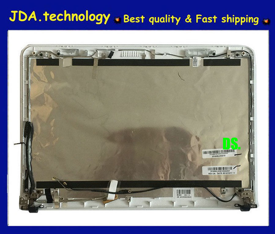 """0New Keyboard Skin Cover Protector for sony VAIO SVE-17 SVE17 17/"""" Series laptop"""