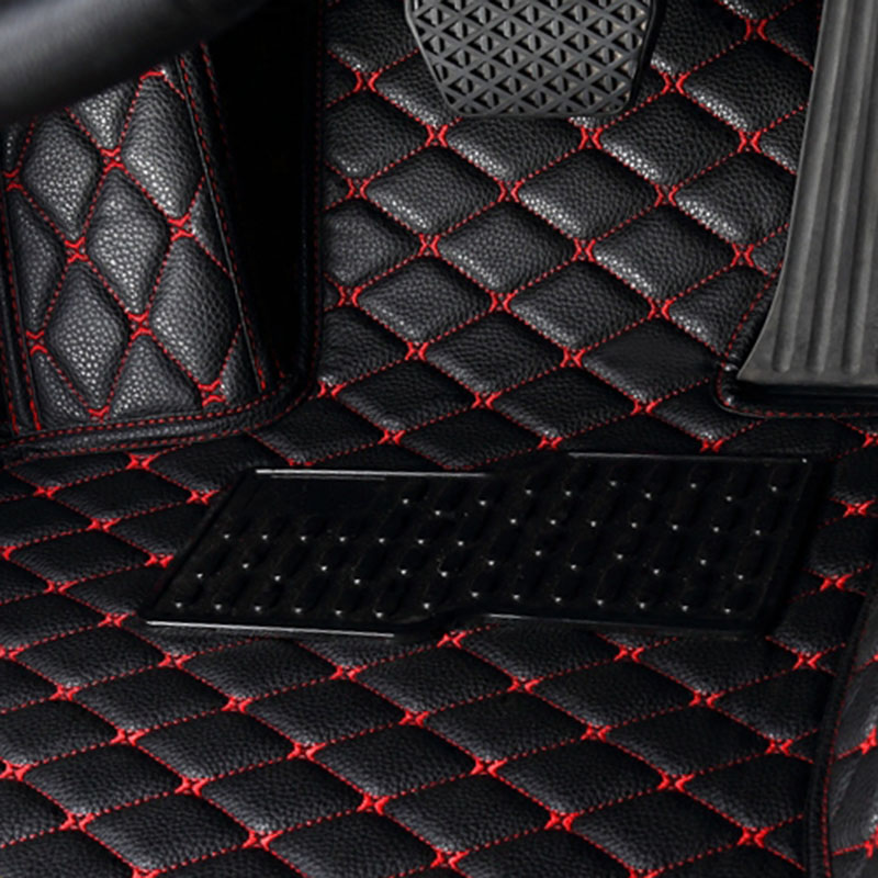 For Mazda 6 atenza 2014-2017 Custom car floor mats CAR accessorie car styling floor mat custom car floor mats for mazda all models cx5 cx7 cx9 mx5 atenza mazda 2 3 5 6 8 auto accessories car styling