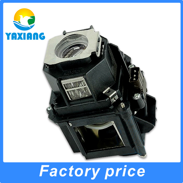 ФОТО projector lamp with housing Compatible Projector Lamp Bulb ELPLP46 / V13H010L46 For  EB-G5200 / EB-G5350 / EB-500KG