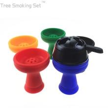 Small silicone smoke bowl with black scrub kaloud carbon mazaya fumari mob khalil mamoon lavoo soex