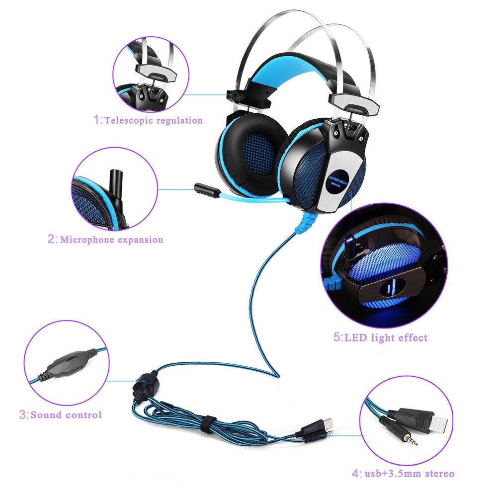 Gaming Game Headset  1