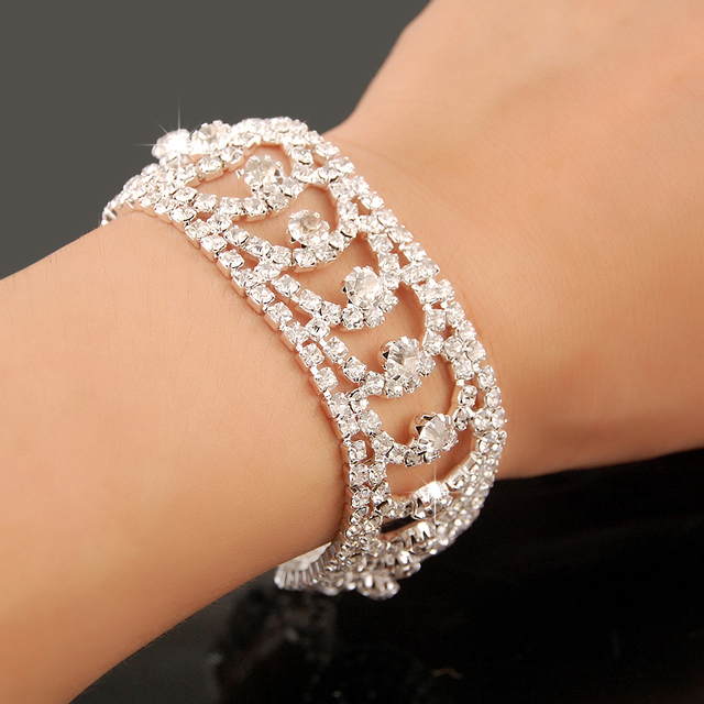 Replica Diamond Bracelets Best