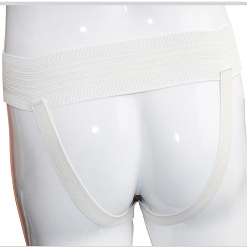 Jockstrap Taekwondo Men's Athletic Supporter Performance Cotton Jock Strap Pour Homme Elastic Waistband Underwear Sports Safety (19)