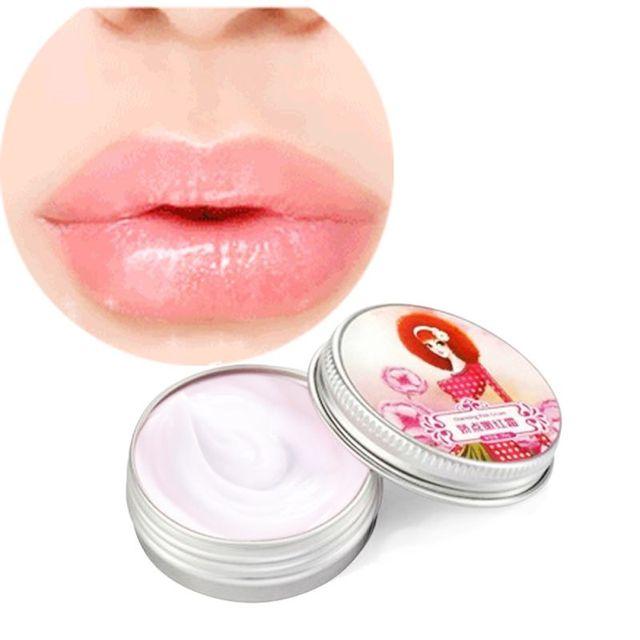 Nero rosa figa labbra