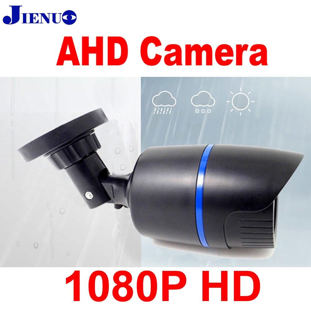 Câmera AHD 1080 p Vigilância Analógica de Alta Definição de Visão Noturna Infravermelha CCTV da Segurança Home Indoor Outdoor Bala 2mp Full Hd