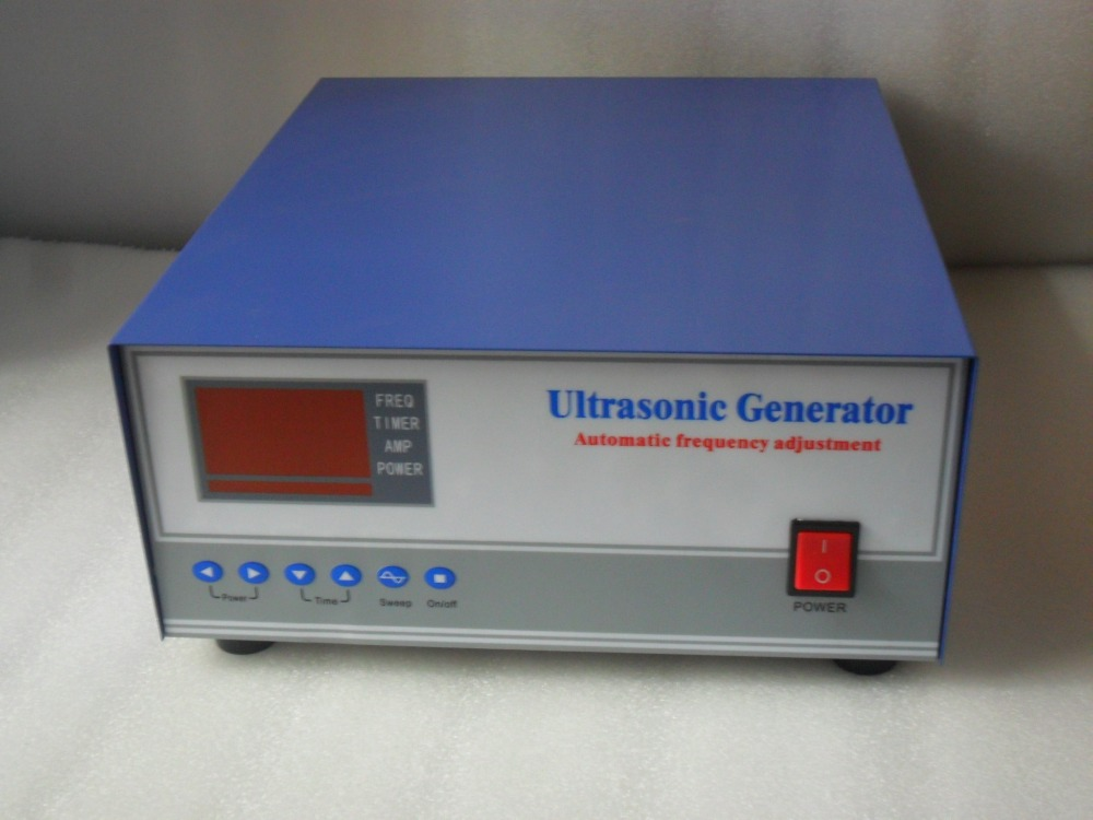 50KHZ 600W High Frequency ultrasonic Generator,50khz ultrasonic transducer generator