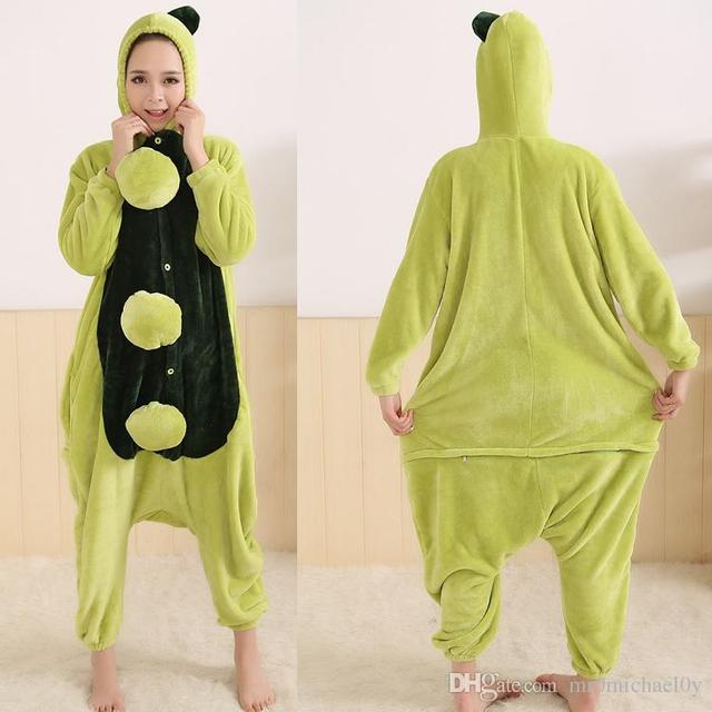 PEA Style Cute Onesies For Adult Funny Animal Pajamas Onesies Men Women One  Piece Animal Onesie Jumpsuit Pajama 9b2424909