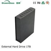 New all metal sata usb 3.0 hdd hộp 3.5 hd trường hợp externo nhôm hdd bao vây usb sata tốc độ cao ổ cứng gắn ngoài 1 TB