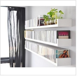 Wang Linyi Home U Shaped Shelf Bookcase Wall Partition Simple Clapboard