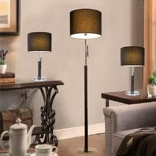 Fashion lighting chinese style brief 2 lamp 1 floor lamp set