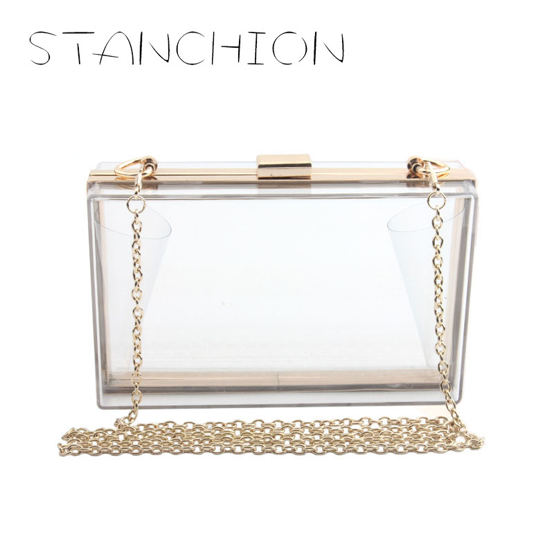 STANCHION 2018 Multicolor New Hand Hold Evening Bag Colorful Beautiful European and American Fashion Handbags