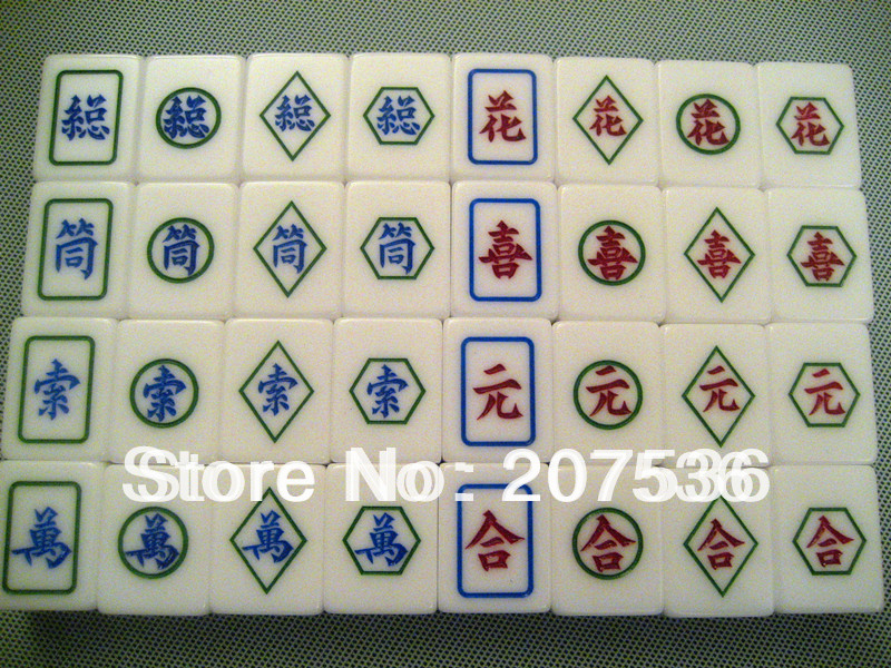 Malaysia/Singapore/Vietnamese mahjong set-in Other Sports