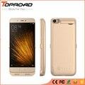 4200 mAh Batería Clip de Energía para el Caso de Xiaomi xiao mi 5 M5 MI5 MI 5 Banco de la Energía Externa de Copia de seguridad Móvil Sostenedor Del Soporte Del Teléfono de La Contraportada