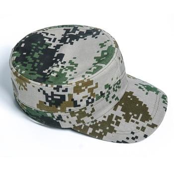 Military Caps Tactical Woodland Camoufla...