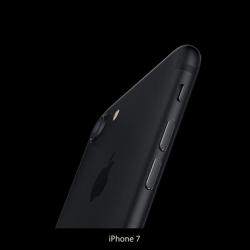 Разблокированный Apple iPhone 7/iPhone 7 Plus четырехъядерный мобильный телефон 12,0 МП камера 32G/128G/256G Rom IOS Телефон с отпечатком пальца