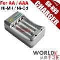 Bty gn-n95 aa aaa ni-mh ni-cd batería inteligente super cargador rápido