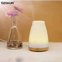 TINTON LIFE 100ML Colorful Humidifier Air Electric Aromatherapy Essential Oil Aroma Diffuser For Home Office