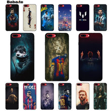 41dc5aab809 Babaite Messi fútbol lindo colorido accesorios del teléfono para iPhone 5  5S iPhone 6 6 s