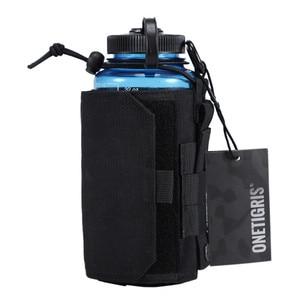 Image 2 - Onetigris cantil bolsa 1000d náilon molle ajustável tudo em um portador para 32oz nalgene garrafa de água ou nalgene oasis cantina